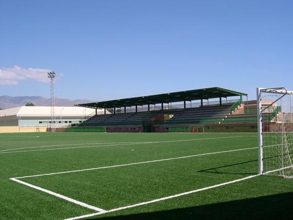 Polideportivo municipal de bineivor s - Campo de futbol del valencia ...